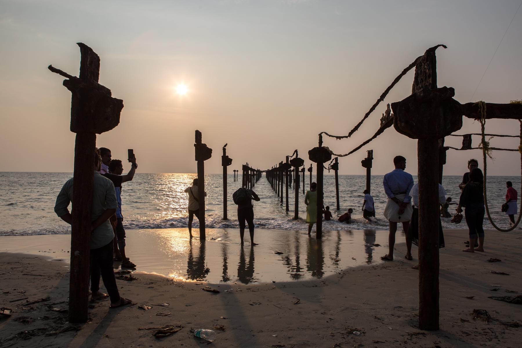 inde-alleppey-plage-coucher-soleil-kerala