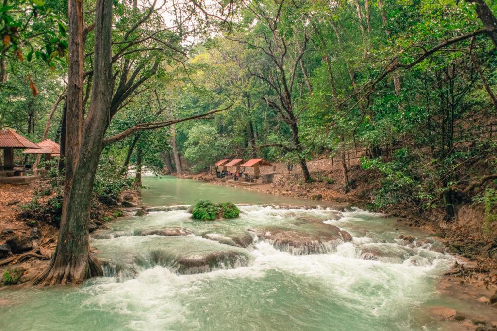 Mexique-El Chiflon-chiapas-voyage-cascade