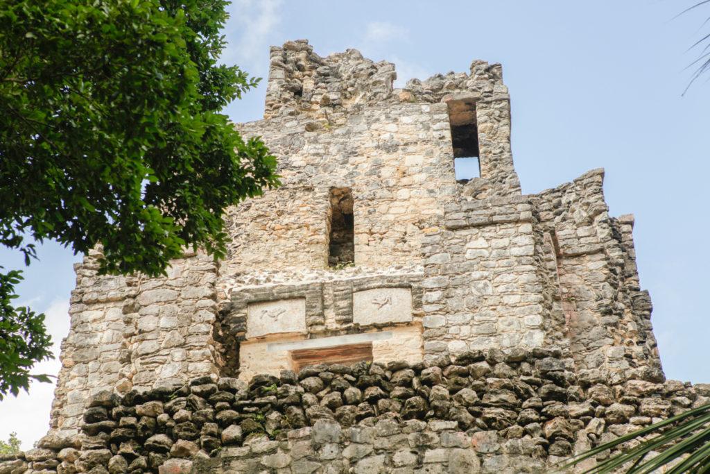 Muyil-laguna-sian ka'an-maya-ruines-mexique
