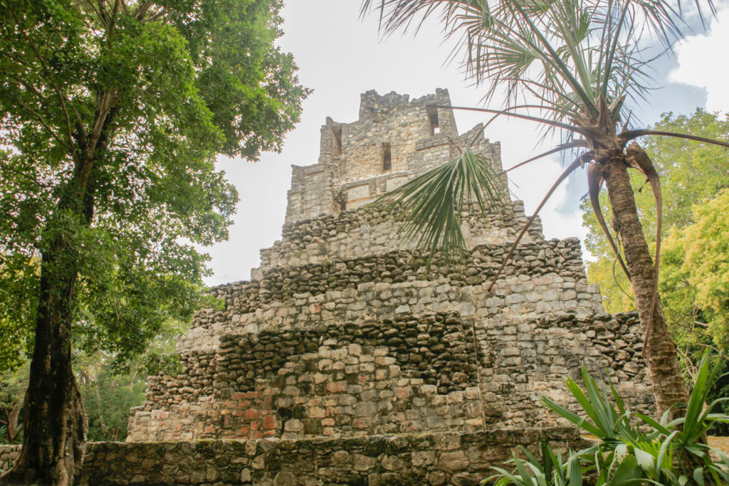 Muyil-mexique-laguna-sian ka'an