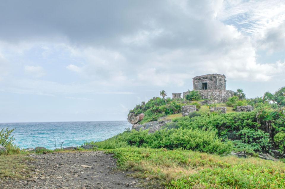 Tulum, une cité Maya au bord des Caraïbes