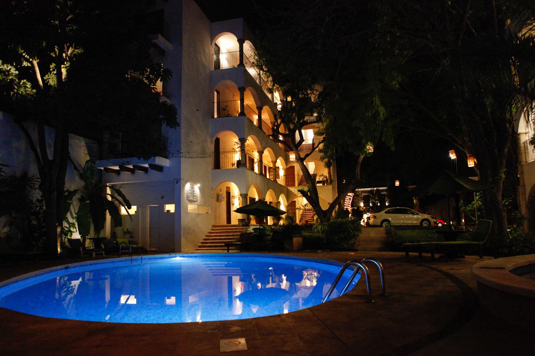 Valladolid-Mexique-voyage-hotel-dormir