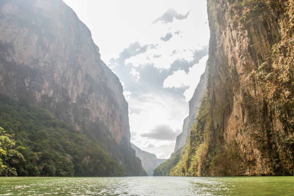 falaises-canyon-sumidero-chiapas-mexique
