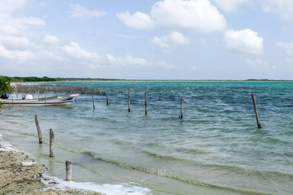 laguna-reserve-sian ka'an-muyil-mexique-tulum
