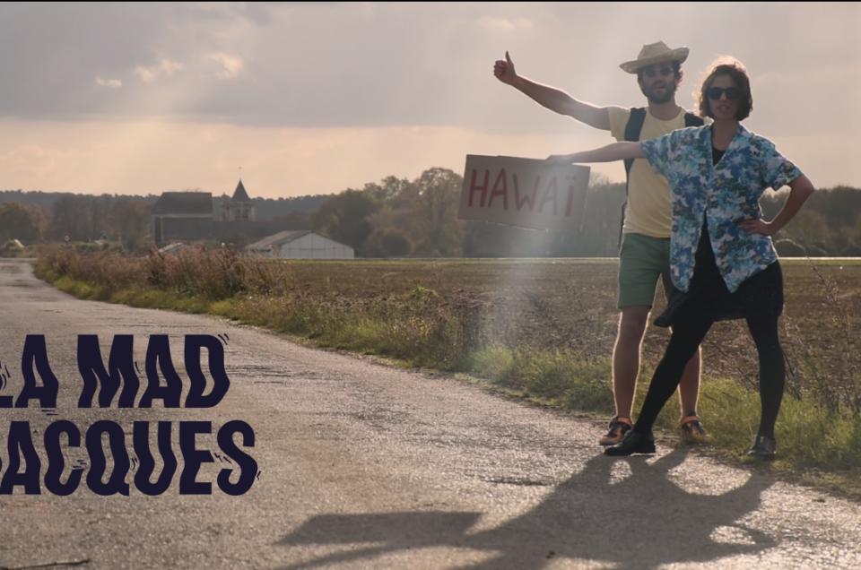 La Mad Jacques, course de stop à travers la France