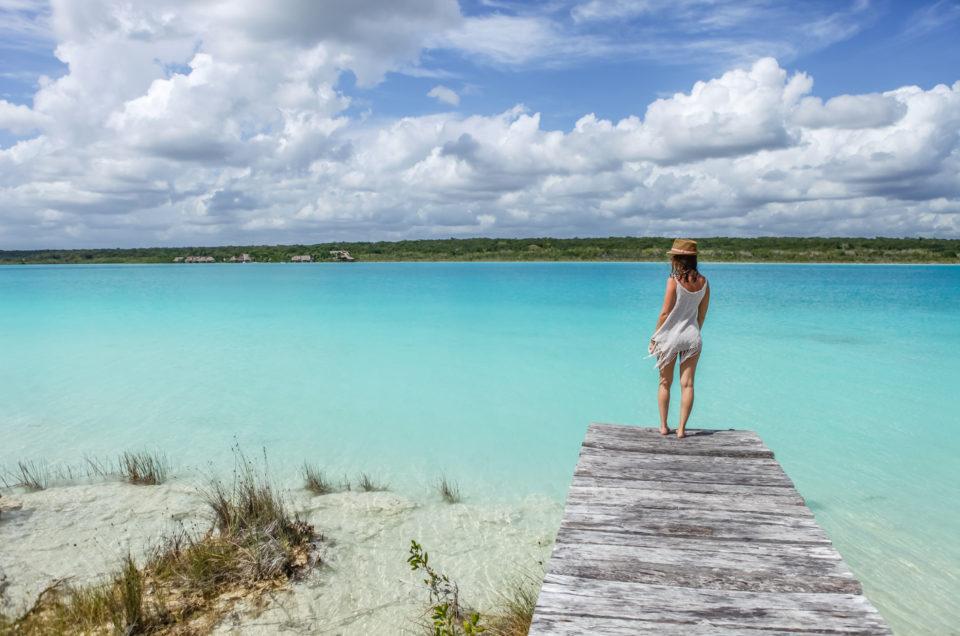 Bacalar, la lagune aux 7 couleurs, un endroit unique !