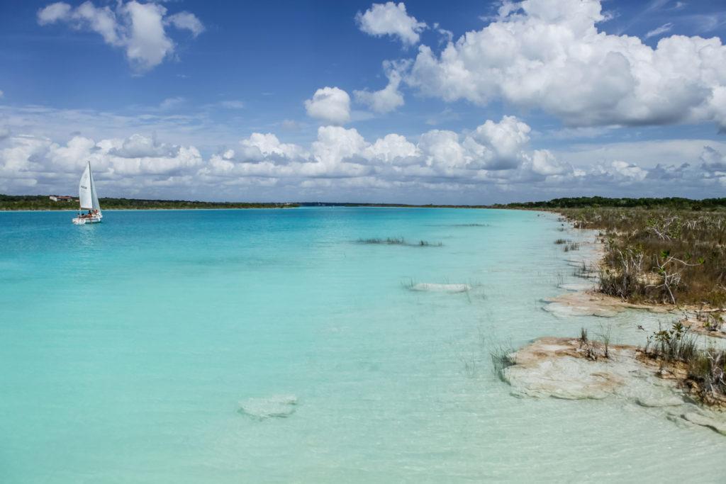 Mexique-Yucatan-Bacalar-Lagune