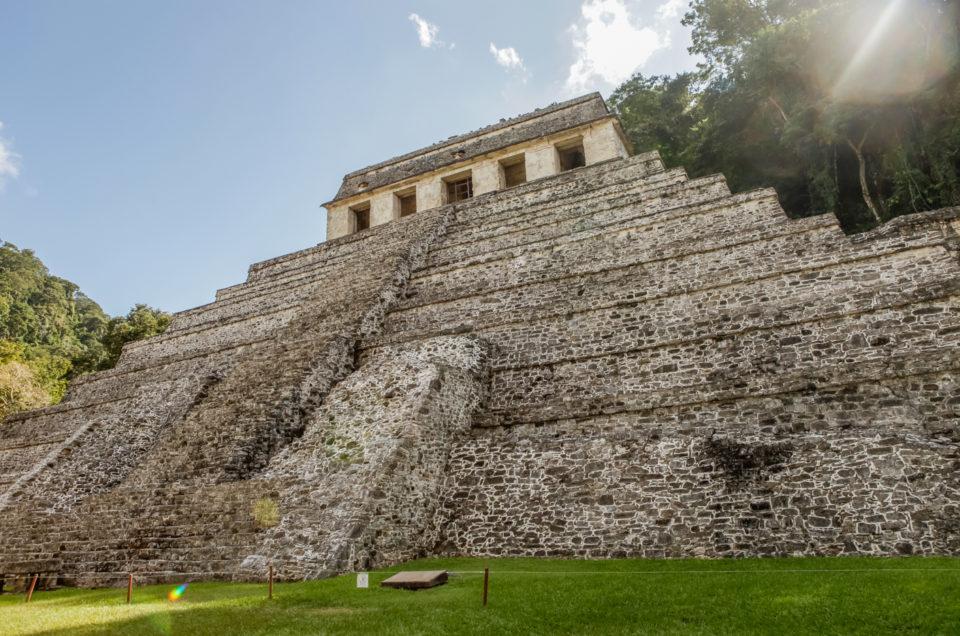 Les ruines de Palenque, perles du Chiapas