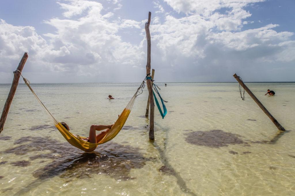 hamac-holbox-plage-mexique-yucatan