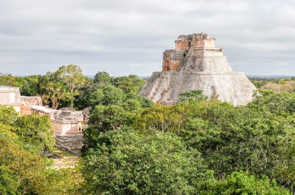 Le ruines mayas de Uxmal, perles du Yucatan