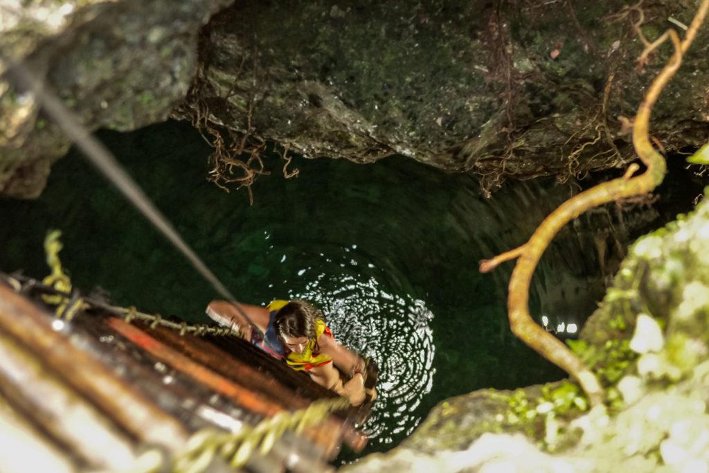 punta-laguna-cenote-sacre-mexque-maya