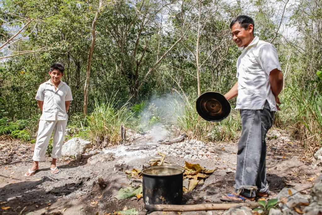 punta-laguna-communauté-maya-pollo-pibil