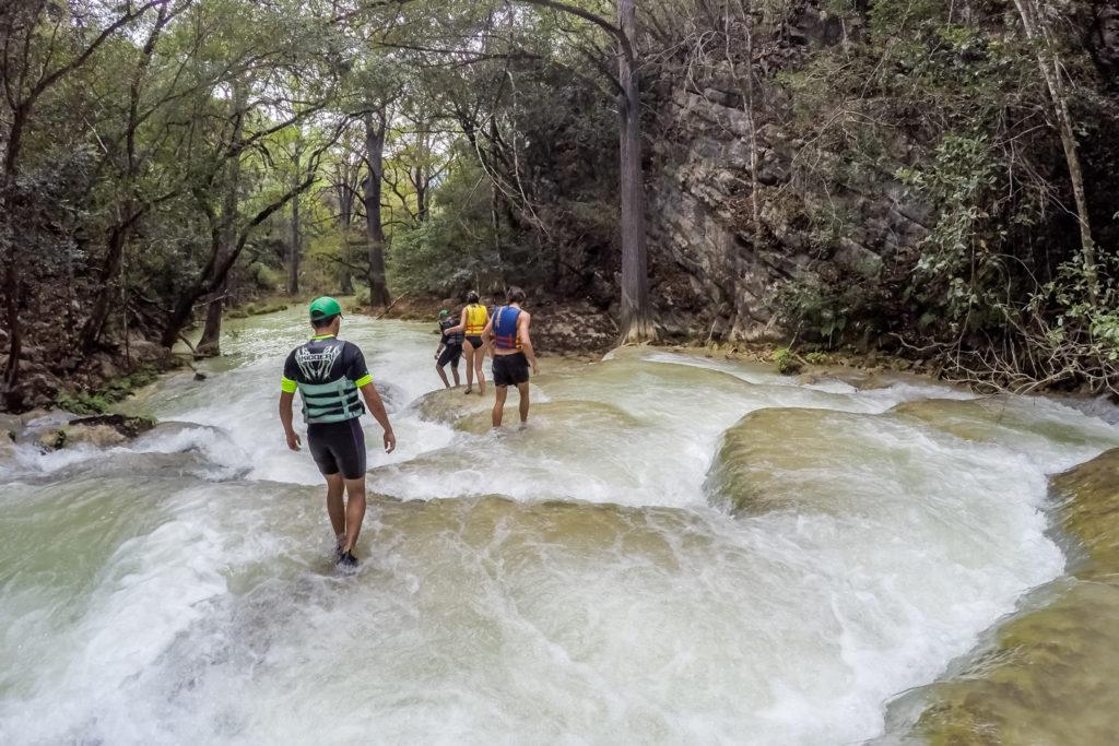 Mexique-Las-3-tzimoleras-Chiapas-Cascade