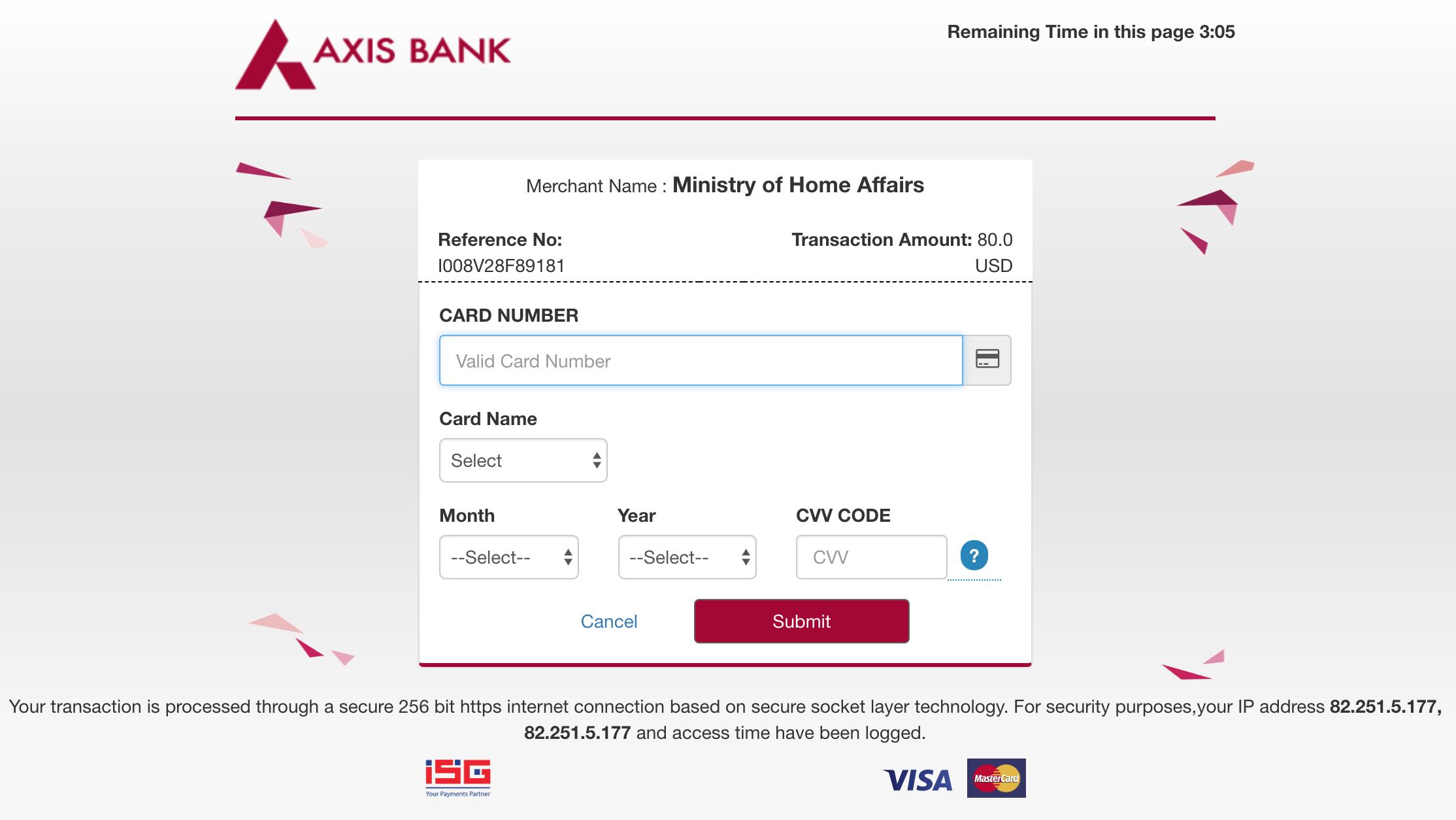 Comment-faire-démarches-visa-Inde-site-officiel-paiement