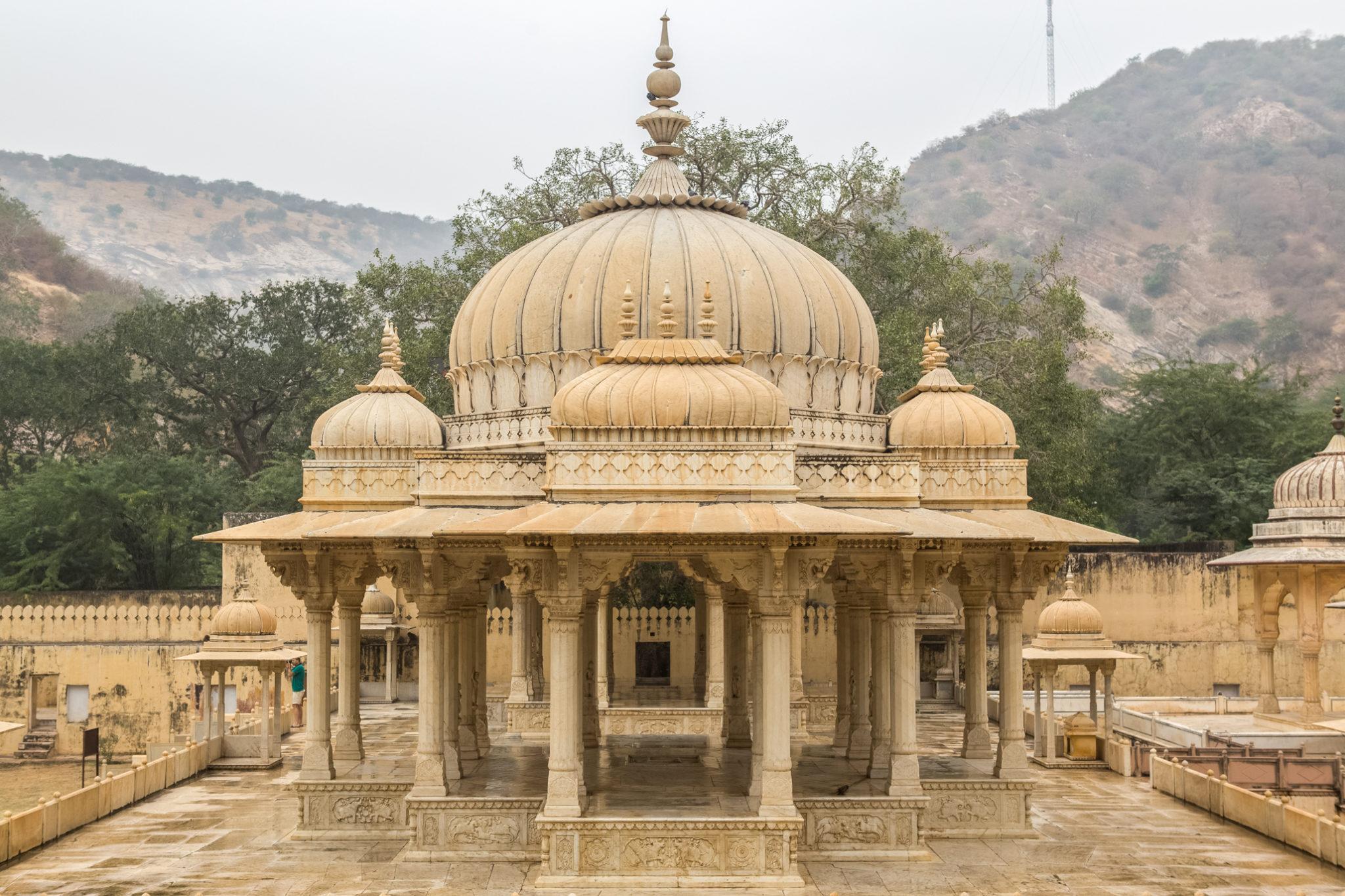 Royal-Gaitor-jaipur-inde-visite-nord-palais