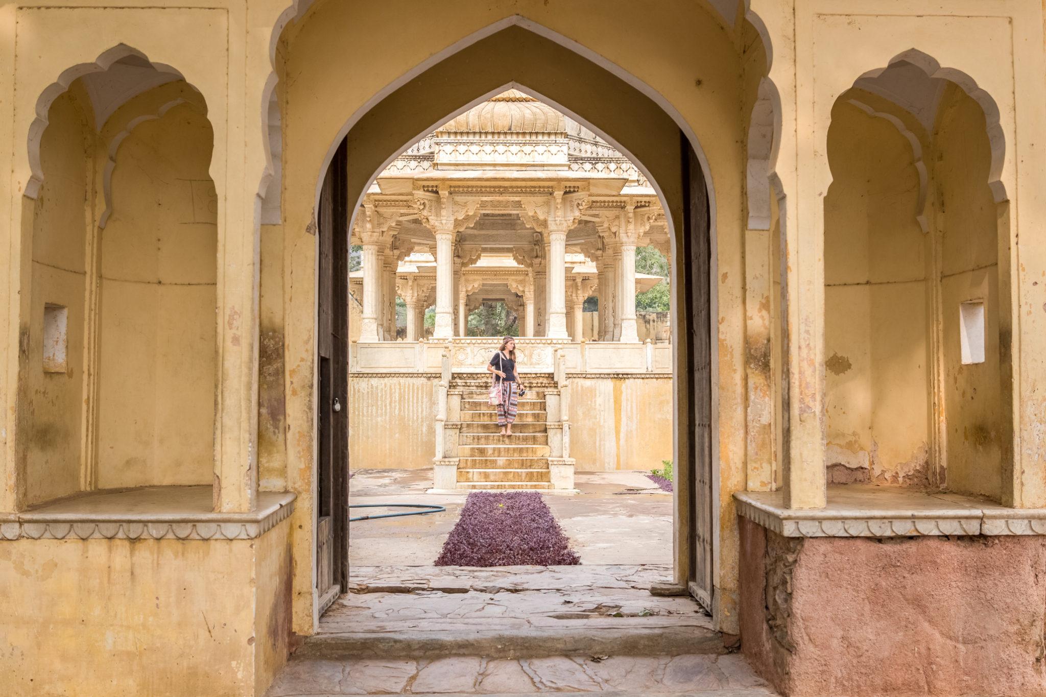 Royal-Gaitor-jaipur-inde-visite