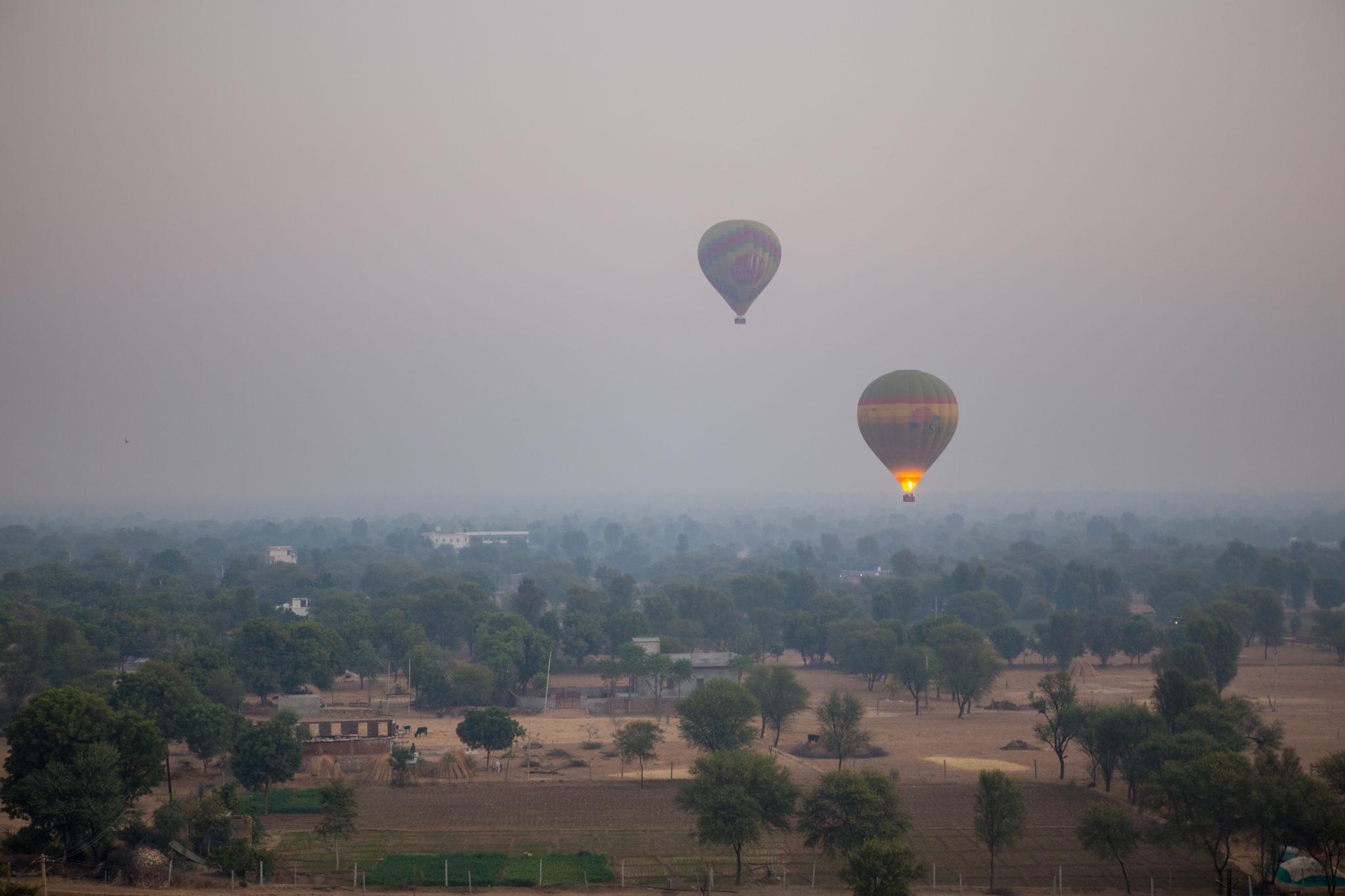 air ballons-jaipur-inde-voyage-activité