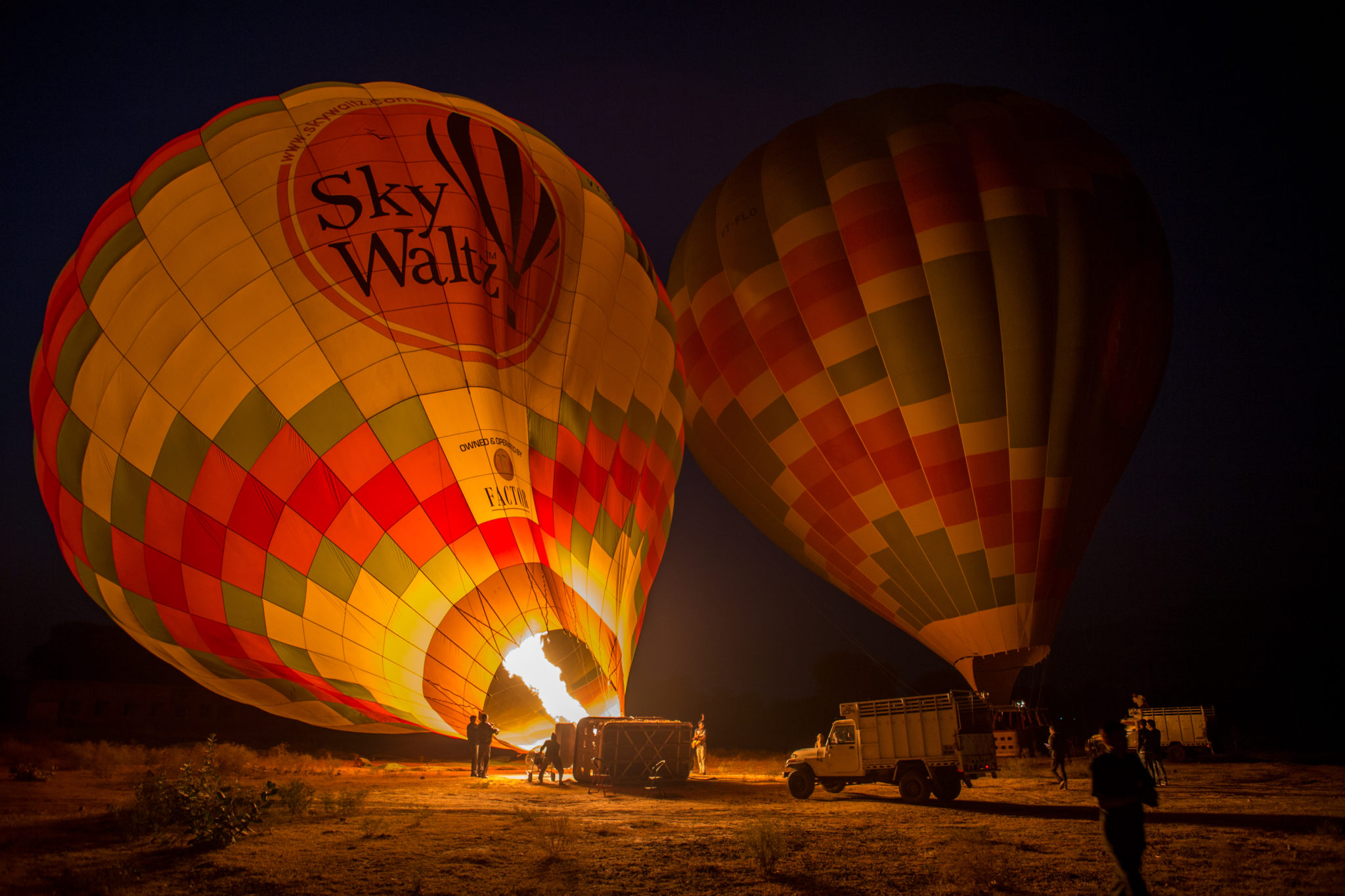 montgolifère, inde, voyage, activité, jaipur