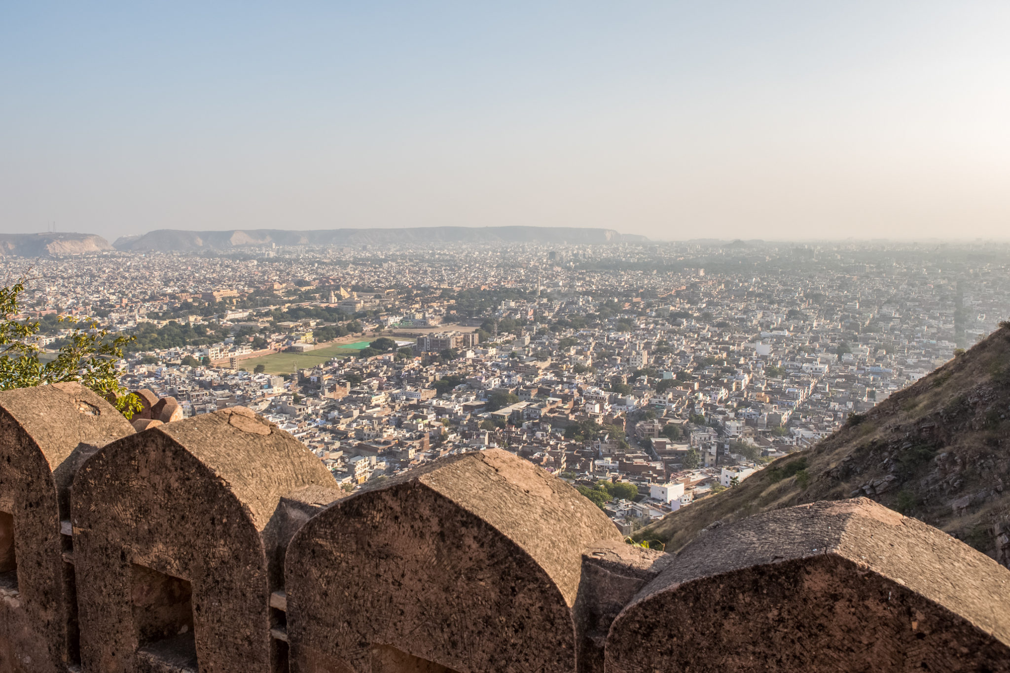 view-jaipur-fort-Jaigarh