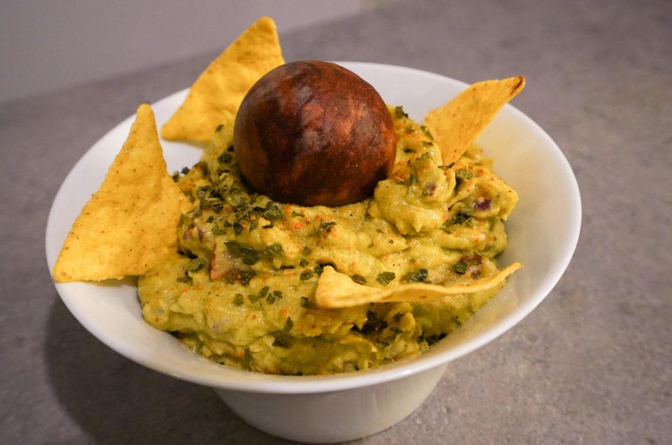 Recette du guacamole – Mexique