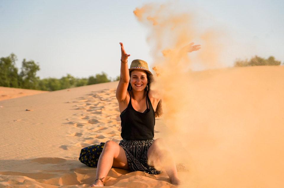 Lompoul, une nuit dans le désert au Sénégal