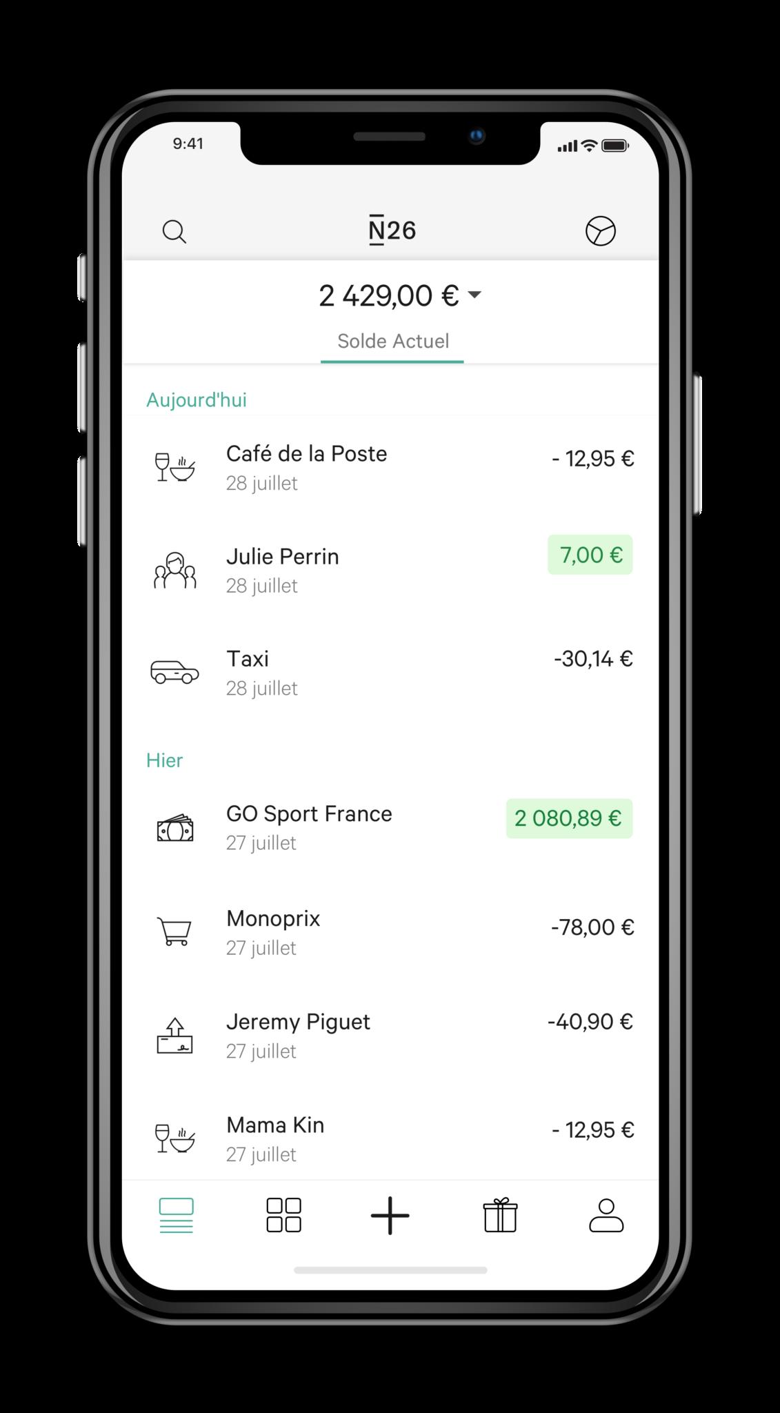 N26-banque-voyage-etranger-suivi-application