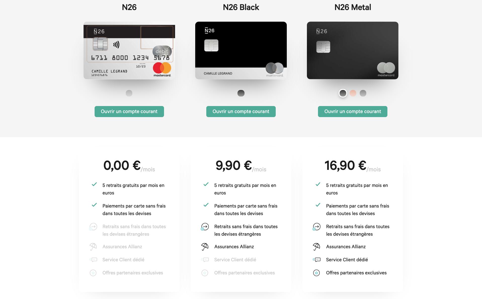 N26-banque-voyage-etranger-tarifs
