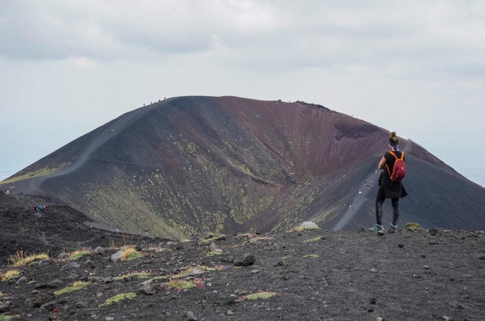 Randonnée sur l'Etna : une journée d'ascension inoubliable