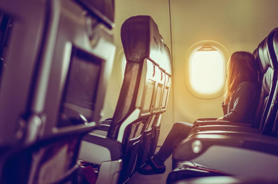 5 astuces pour ne plus avoir peur en avion