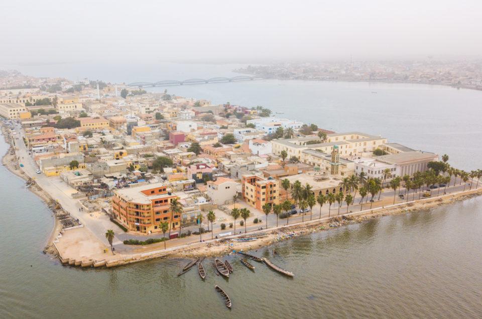 Découvrir Saint Louis et le Parc du Djoudj au Sénégal