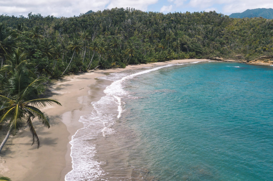 Visiter le Nord de l'île de la Dominique