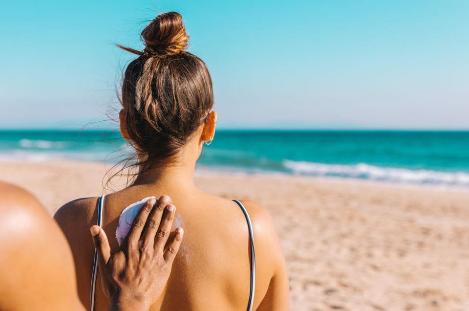Choisir une crème solaire qui protège les océans
