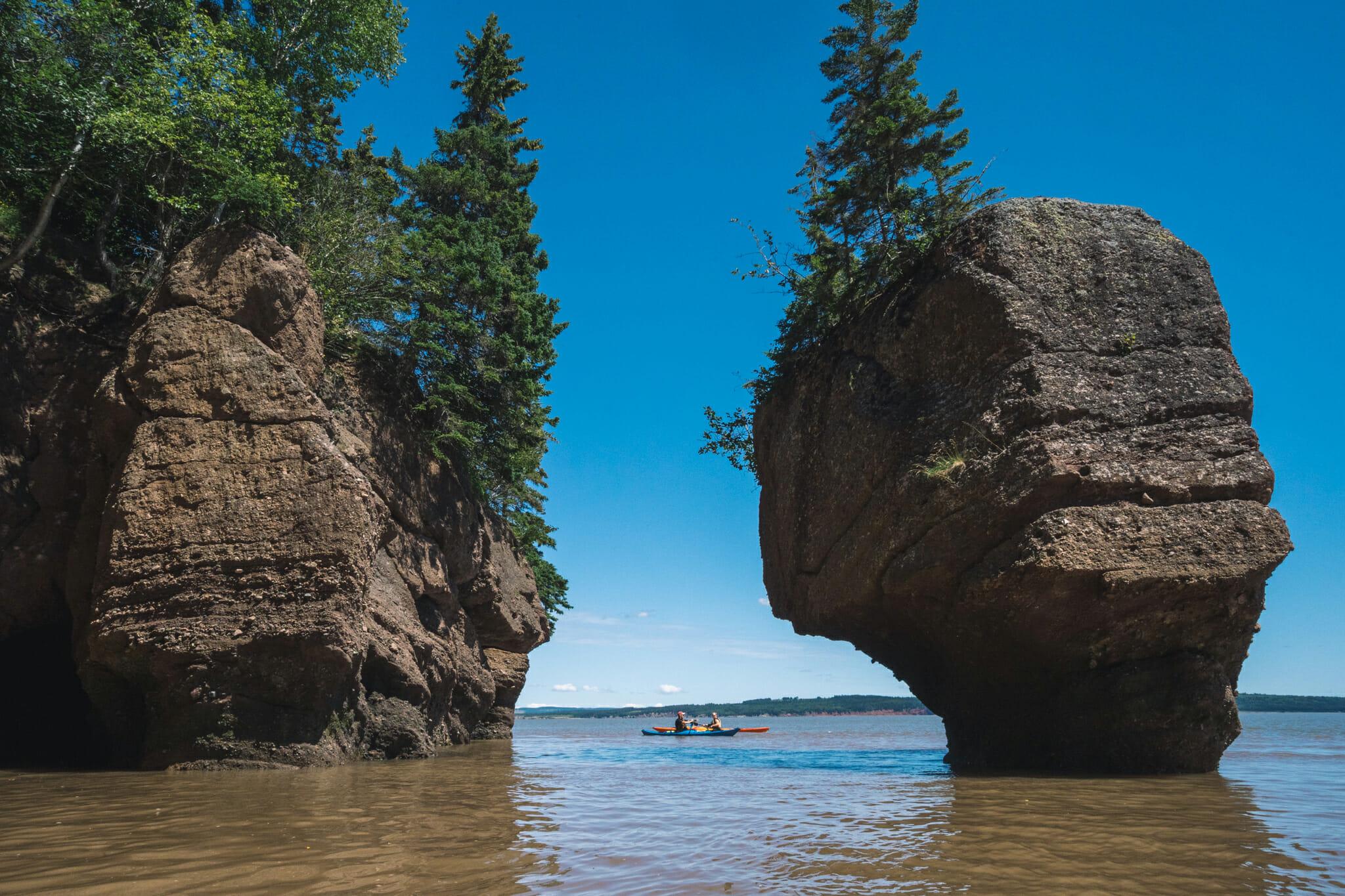 hopewell rocks-que-faire-canada
