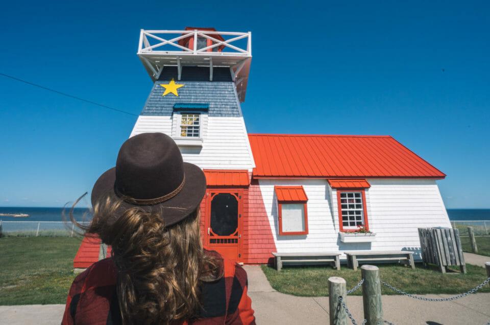 Road trip de 10 jours au Nouveau-Brunswick