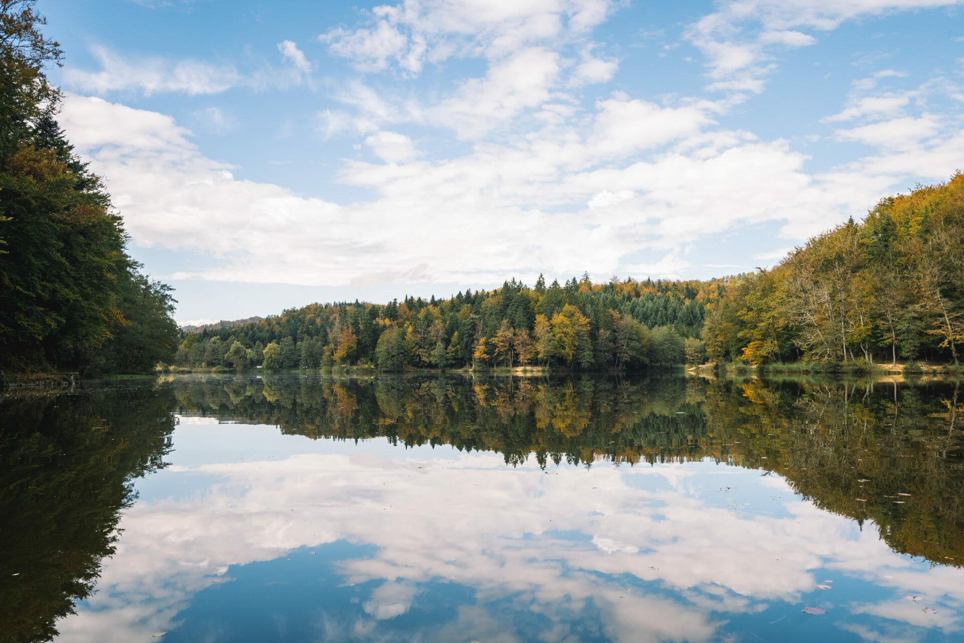 lac-croatie-chateau-trakoscan