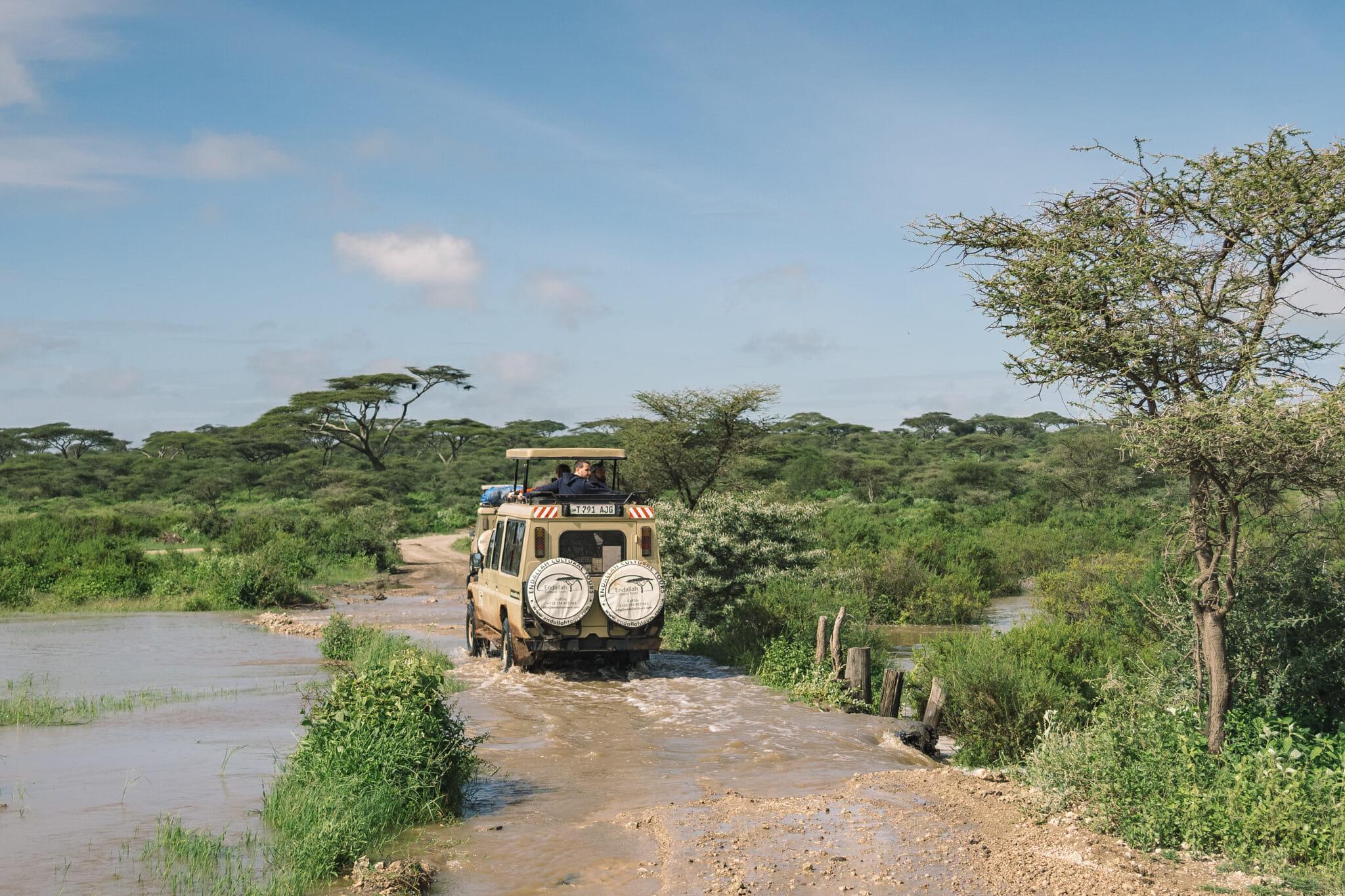 Endallah, agence de voyage engagée en Tanzanie