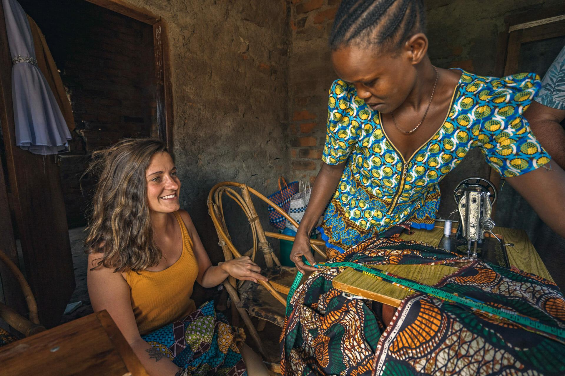 Tanzanie-headband-coiffure-tissu