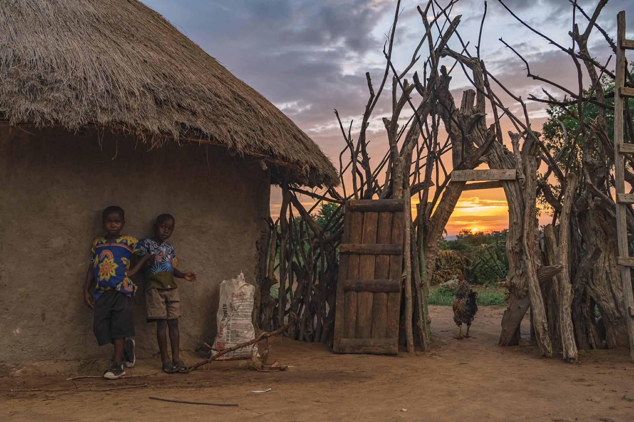 Immersion dans le village de Nyamburi en Tanzanie dans la communauté des Kurias