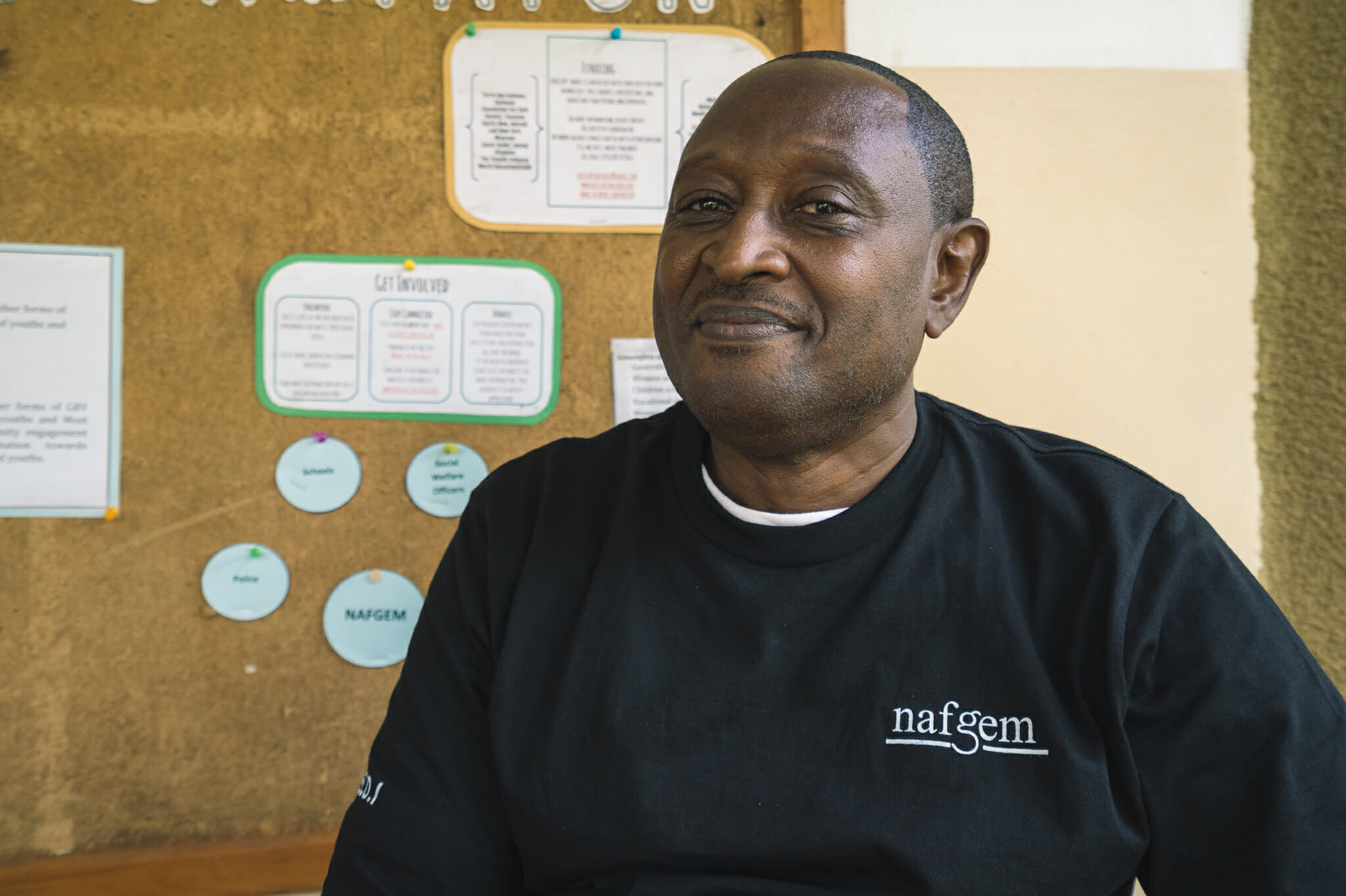 Rencontre avec les fondateurs de l'ONG Nafgem en Tanzanie