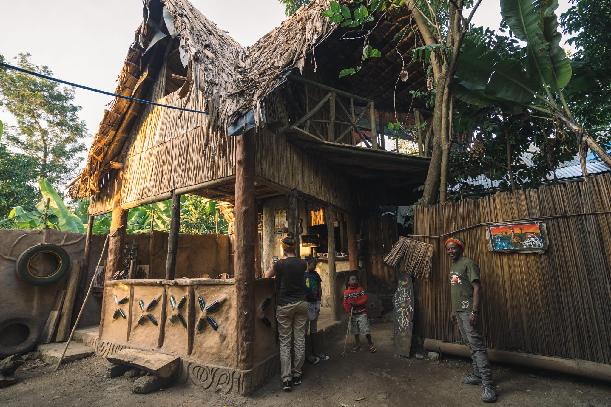 Chambre d'hôte de Gerald à Arusha en Tanzanie