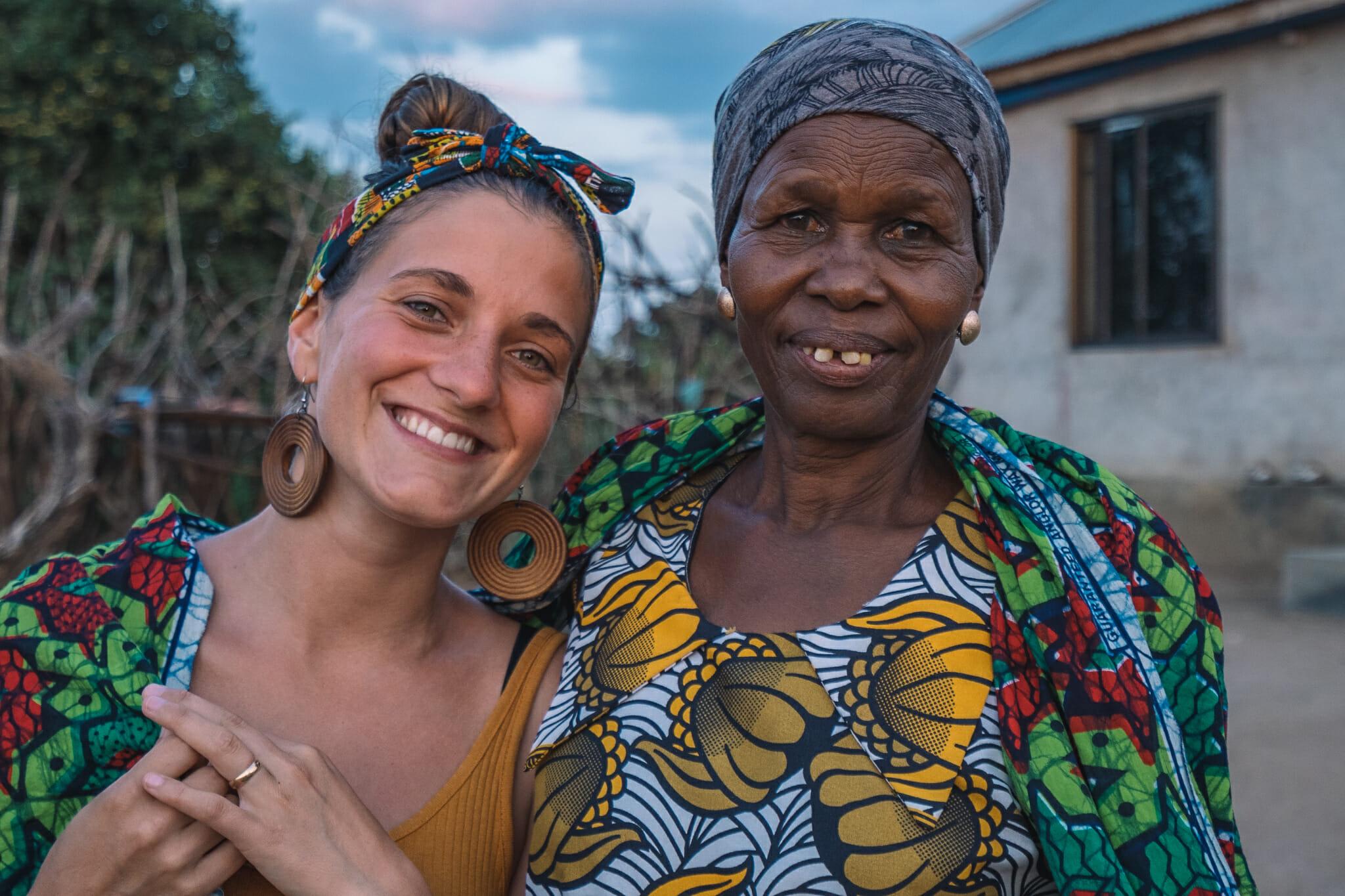 Rencontre avec Veronica, la maman du village de Nyamburi en Tanzanie