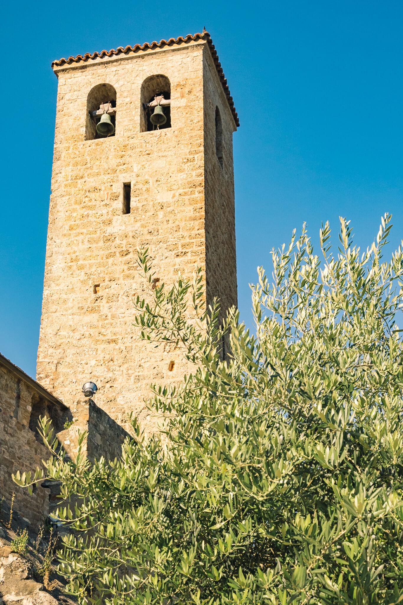Ruelle de Ventimille en Italie du Nord