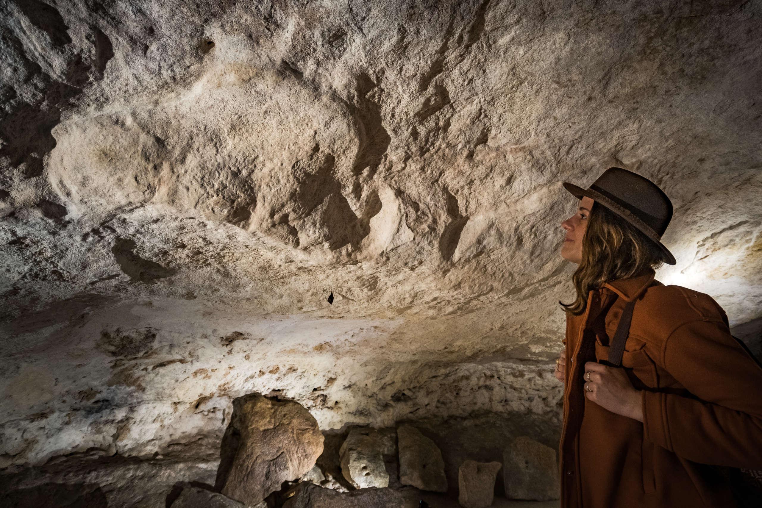 découverte du site historique de castel merle en dordogne