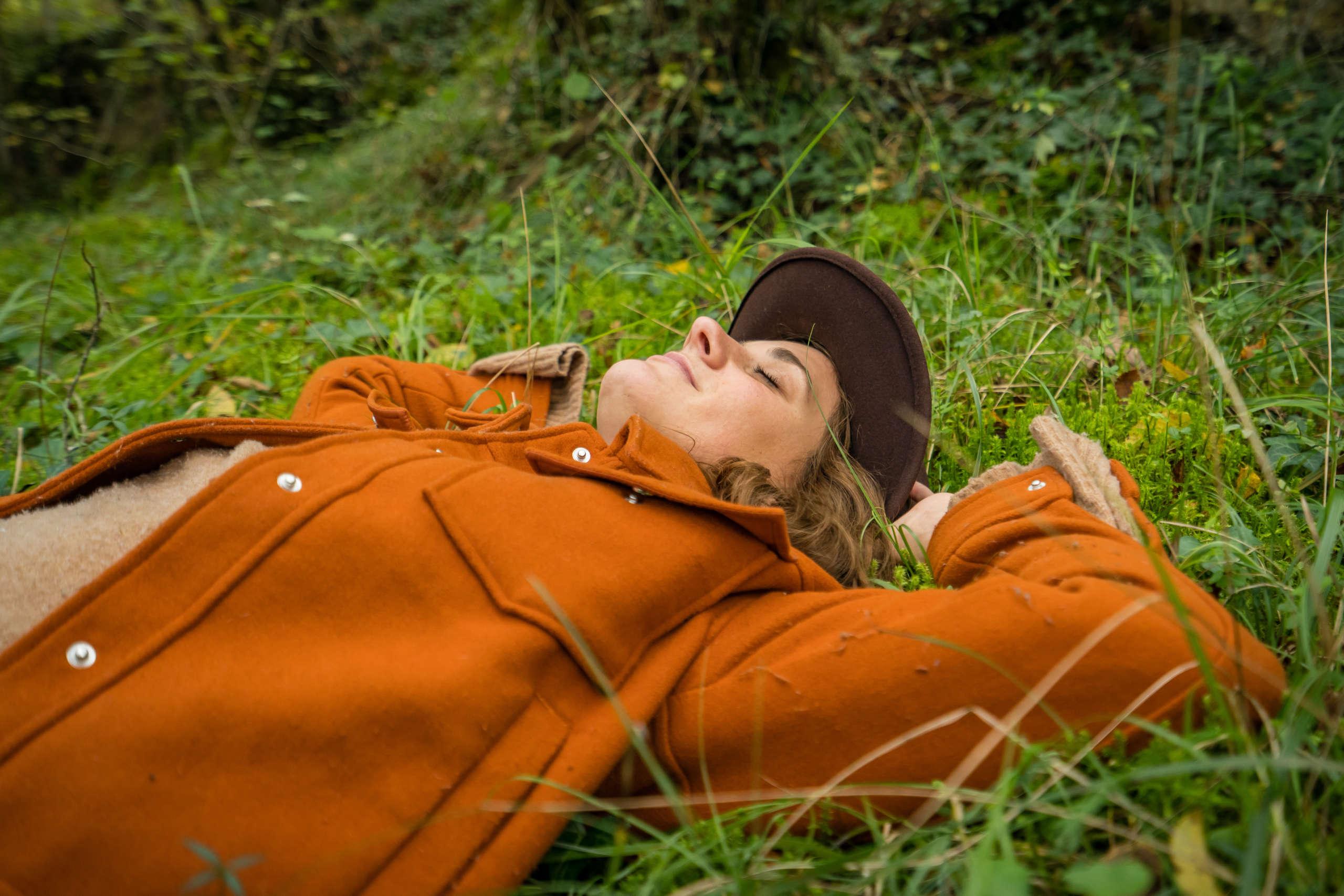 Détente dans une forêt du Périgord noir au coeur de la Vallée de la Vézère
