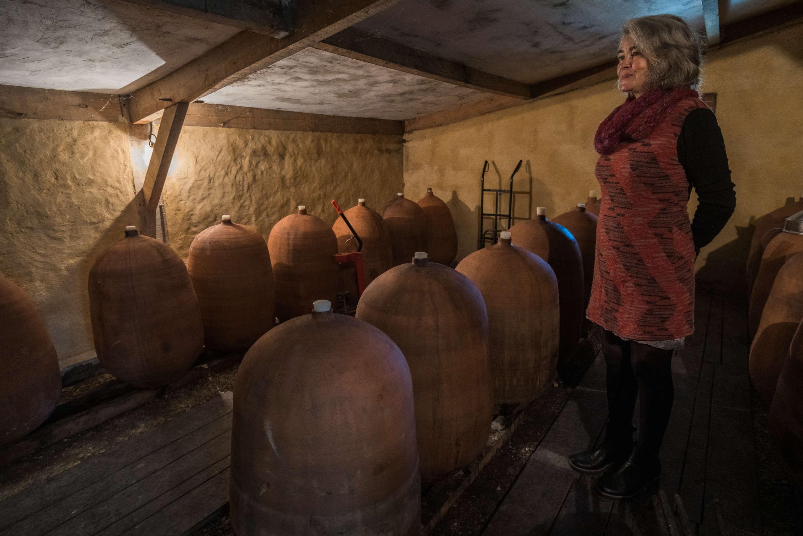 Visite du domaine viticole de la Voie Blanche dans le Périgord Noir