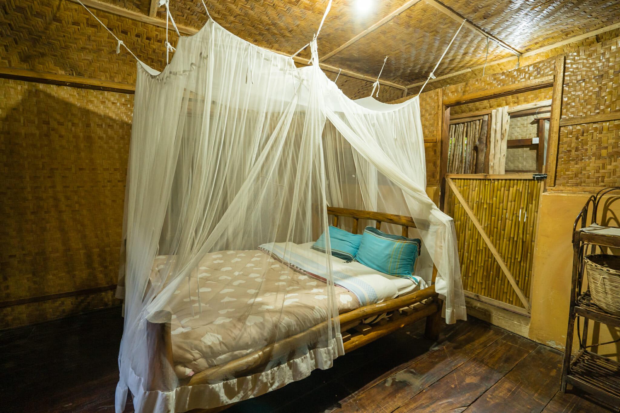 chambre Rweetera park à kibale