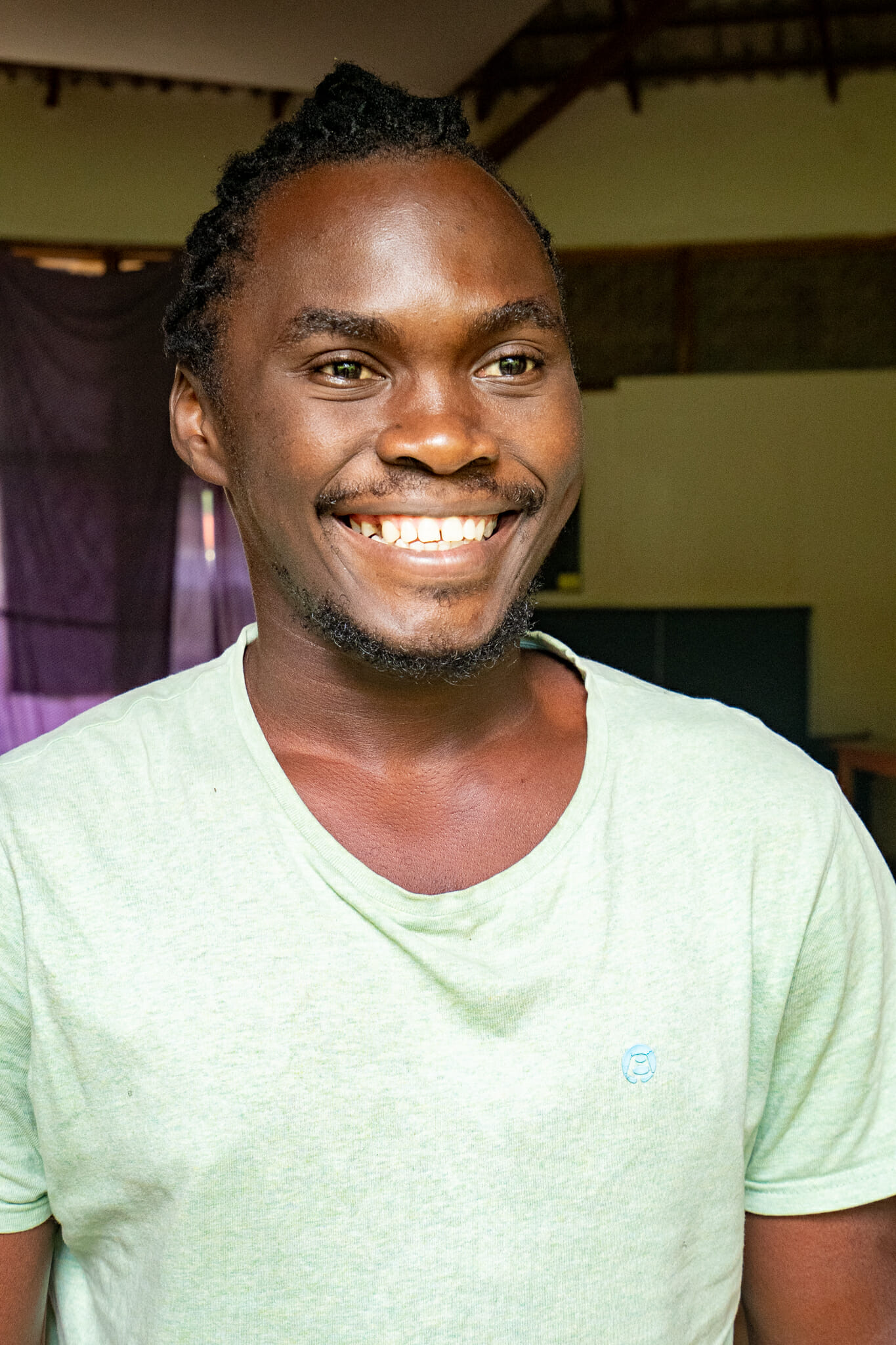Rencontre avec Alan, professeur de Yoga en Ouganda
