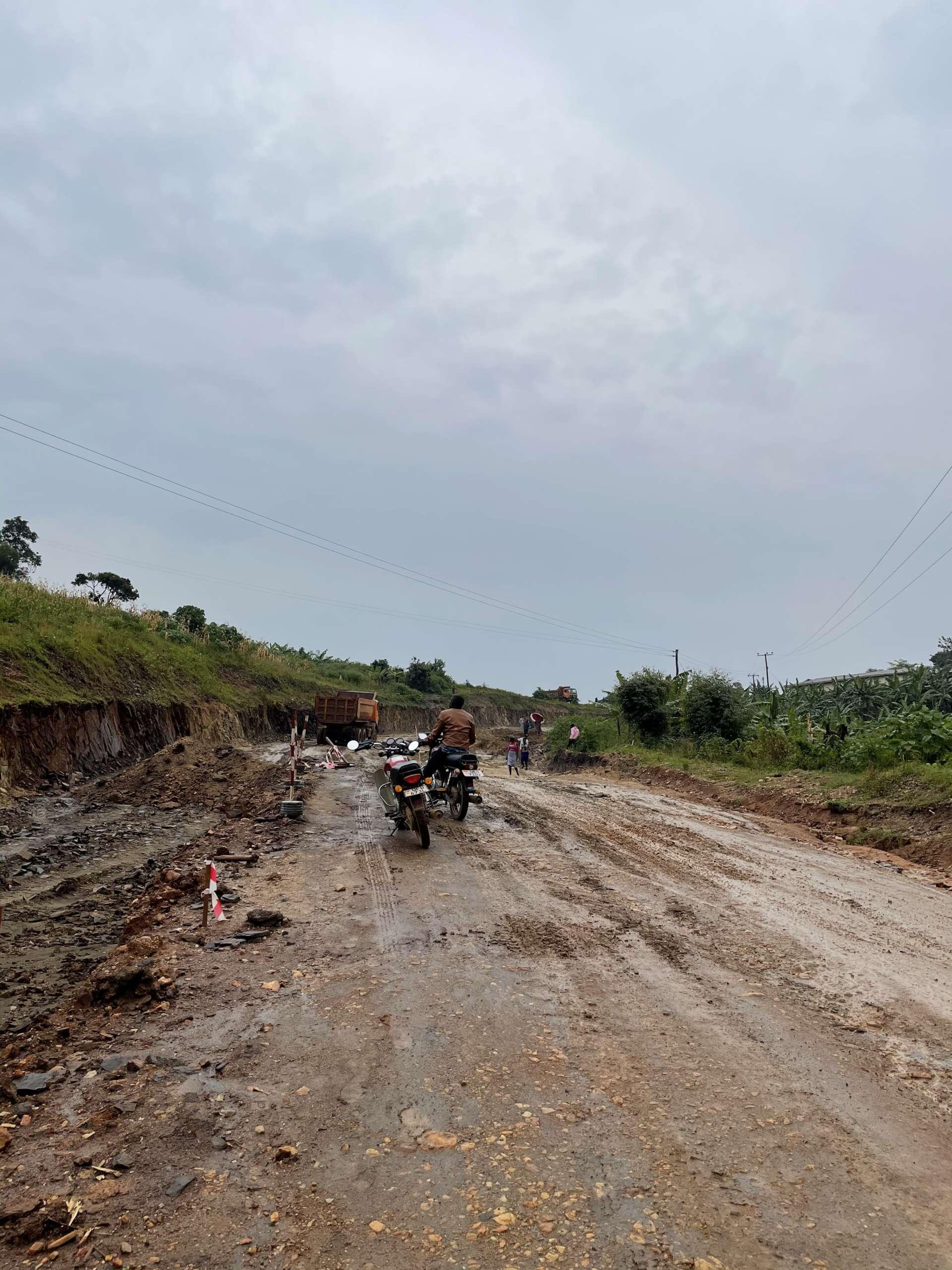 road trip en ouganda